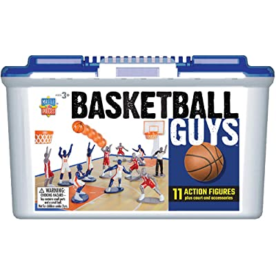MasterPieces Basketball Guys Imaginative Play for Ages 4 to 10: Toys & Games
