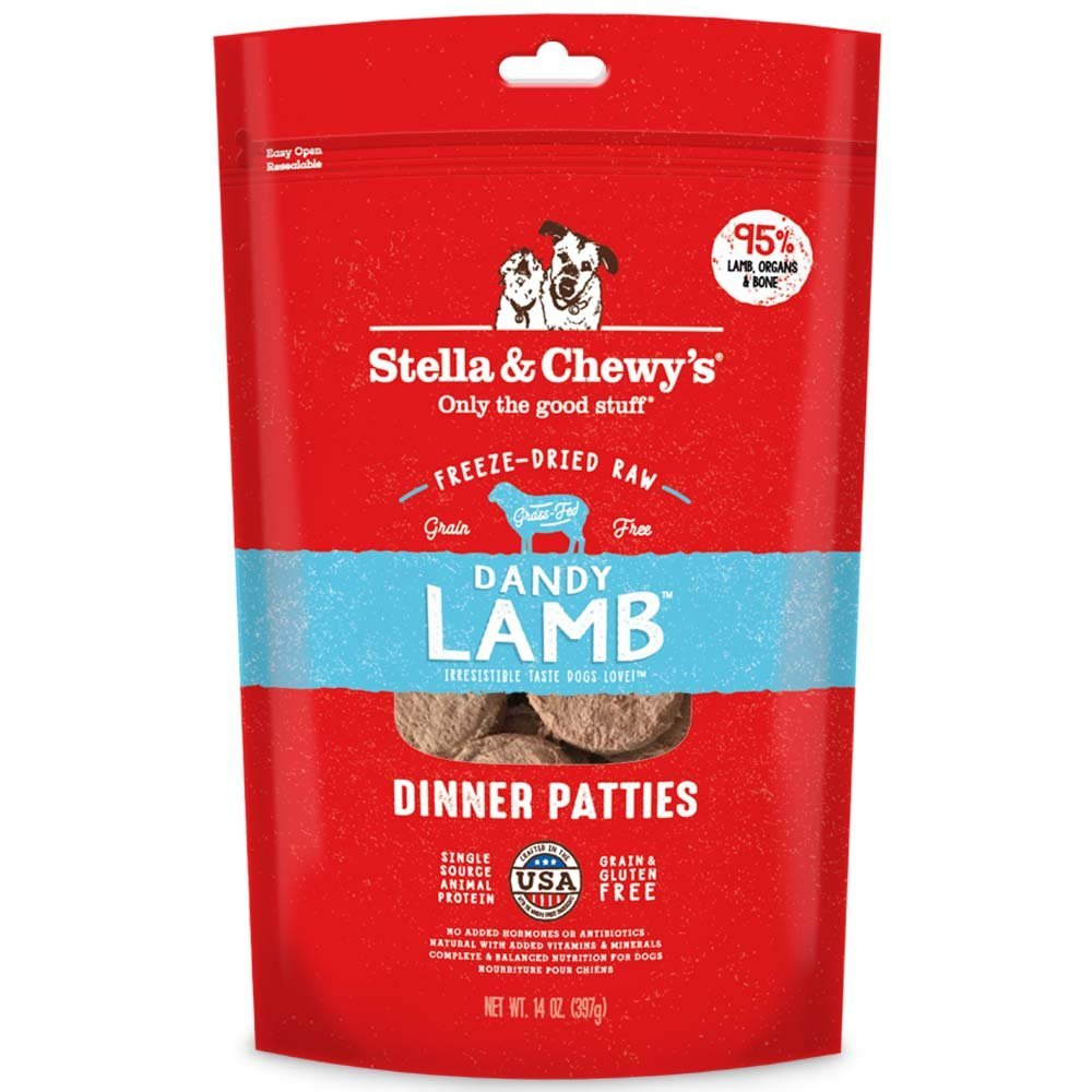 Stella & Chewy's Lamb Dog Food Dinner, 30-Ounce by Stella & Chewy's
