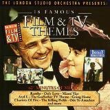 18 Famous Film  & TV Films: Miami Vice, Rambo, Amadeus, Magnum P.I. A-Team