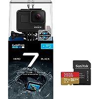 Câmera GoPro Hero 7 Black + Cartão 32GB Sandisk Extreme