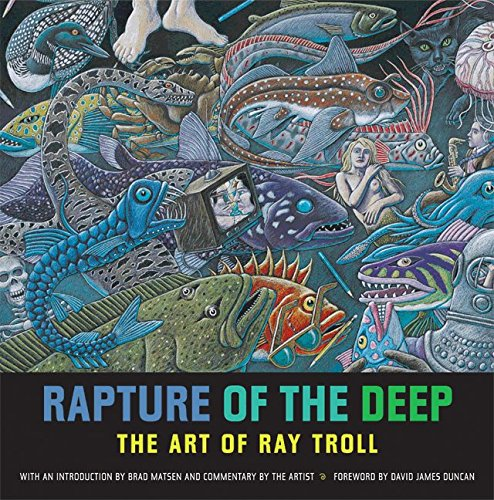 Rapture of the Deep: The Art of Ray ()