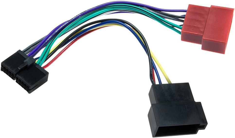 Autoleads PC5-27 Adaptateur autoradio ISO vers DIN
