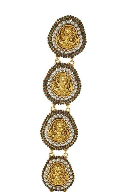Buy Vama Fashions Antique Hair Jewelery Ornaments Paranda Choti