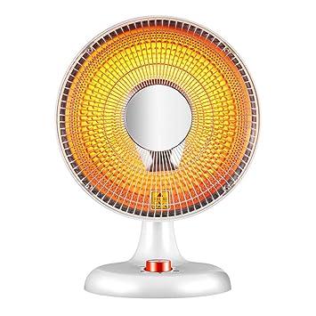 LVZAIXI Calentador Hogar Ahorro de energía Asado Fuego Calefacción eléctrica Velocidad del Ventilador eléctrico Calentador de Aire Caliente Estufa de asado: ...