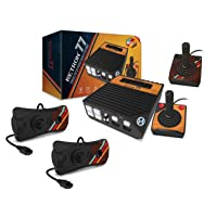 Hyperkin Retron 77 Atari 2600 HD Gaming Console with 2x Atari 2600 Premium Controllers...