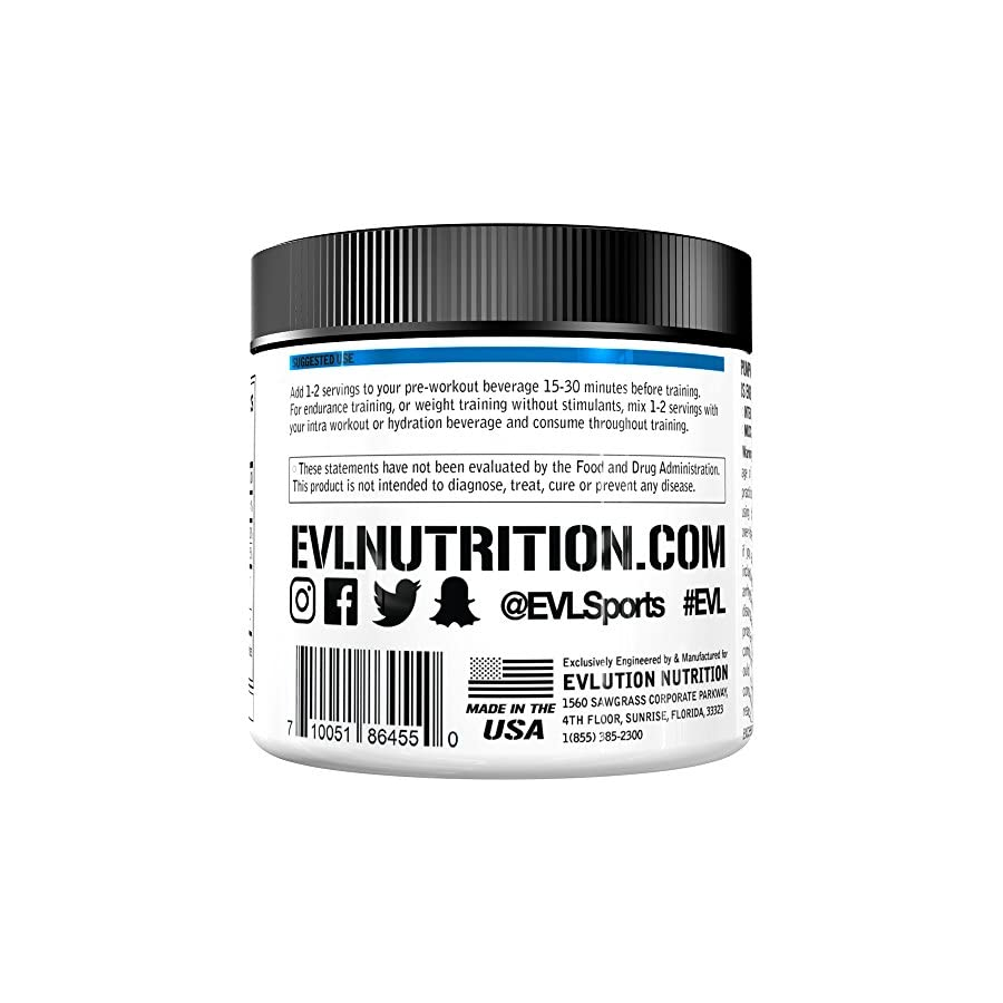 Evlution Nutrition Pump Mode Nitric Oxide Booster to Support Intense Pumps, Performance and Vascularity, 30 Serving, Unflavored (1 Pack)