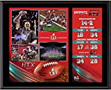 New England Patriots 12'' x 15'' Super Bowl LI Champions Sublimated Plaque - Fanatics Authentic Certified