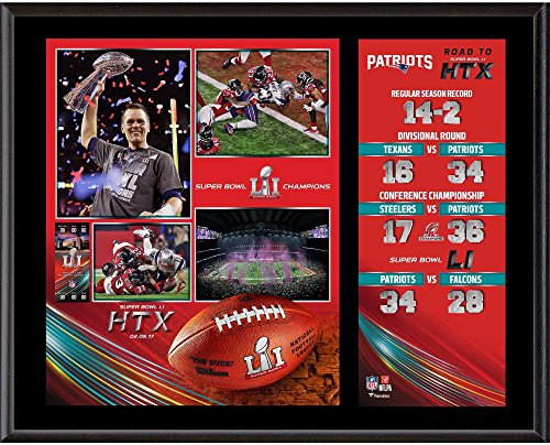Super Bowl Plaque - 8