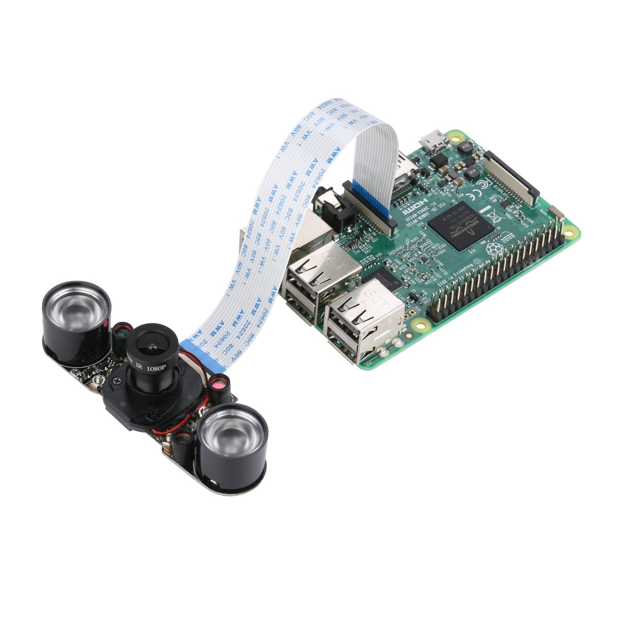 Buy Raspberry Pi Camera IR-Cut Night Vision Camera Module