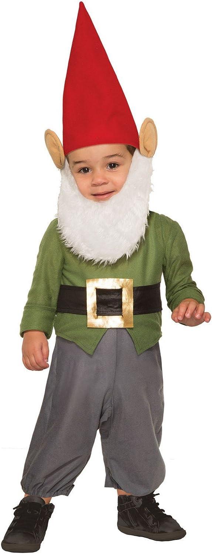 Infant's Garden Gnome Costume