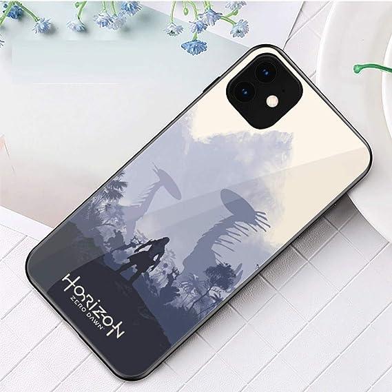 coque iphone 8 horizon zero dawn
