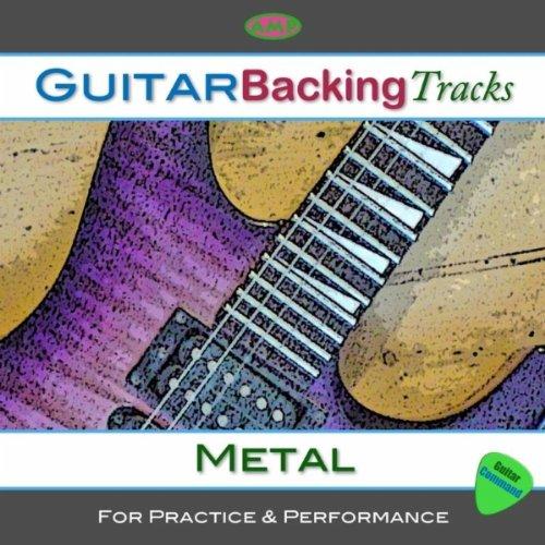 Solid Metal (Guitar Backing Track in Em)