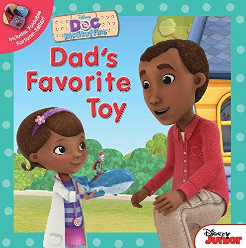 Doc McStuffins Dad's Favorite (Toys For Dad)