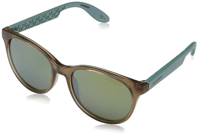 Carrera Junior CARRERINO 12 3U MCD, Gafas de Sol Unisex-Niño, (Beige Turquois/Khaki Grey Speckled Blue), 49: Amazon.es: Ropa y accesorios