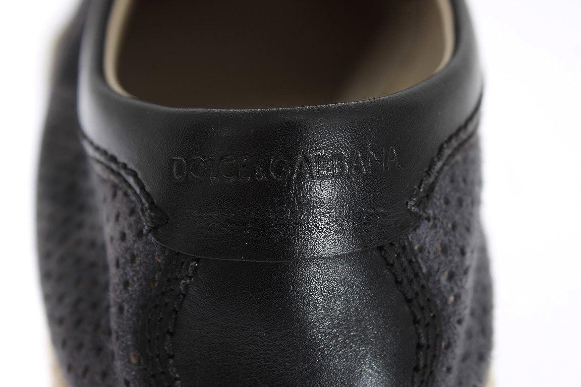 Dolce & Gabbana Herren Schnürhalbschuhe Blau Blau Schnürhalbschuhe Blau - 9f4842