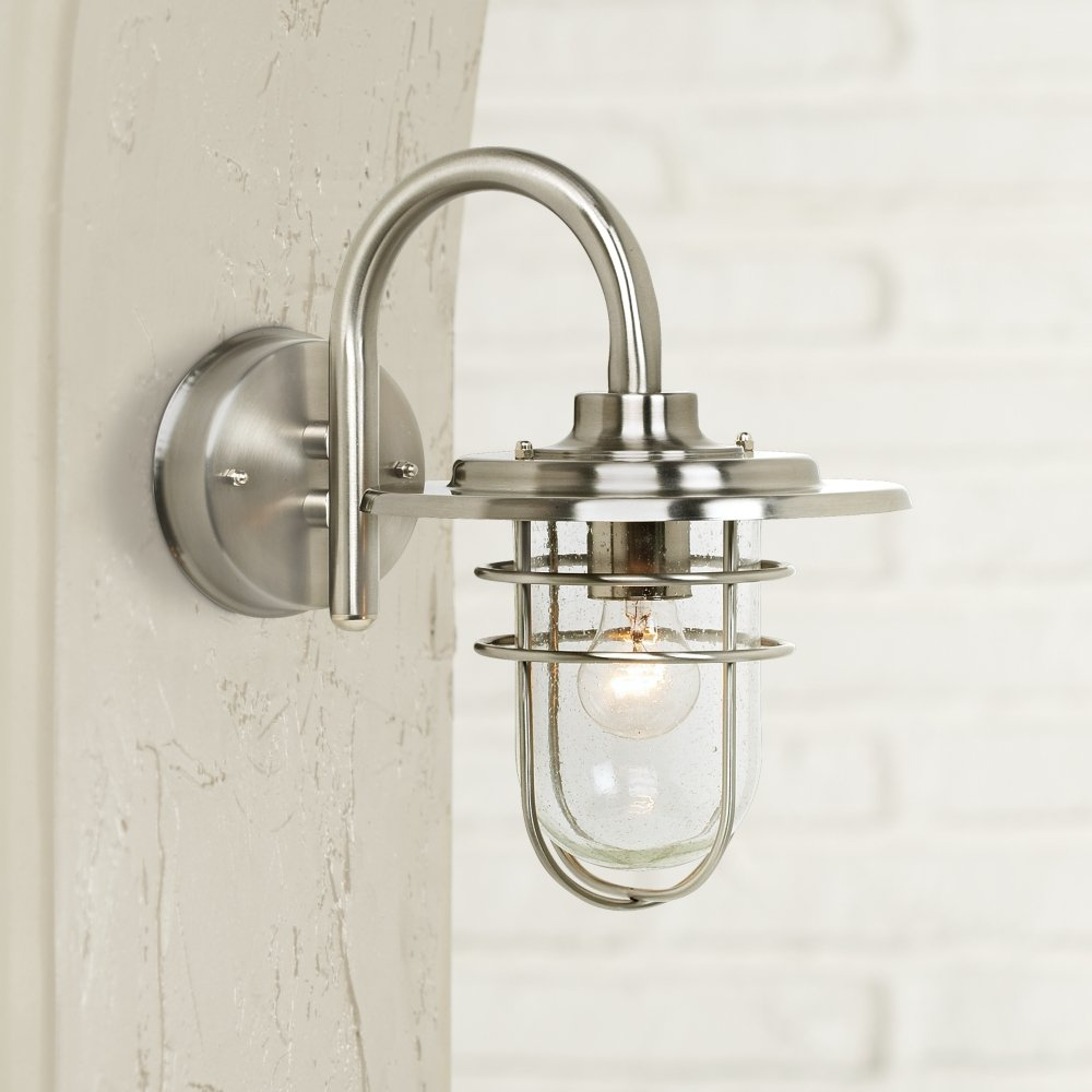 Stratus Collection 12 3/4  High Indoor - Outdoor Wall Sconce - Wall Porch Lights - Amazon.com & Stratus Collection 12 3/4