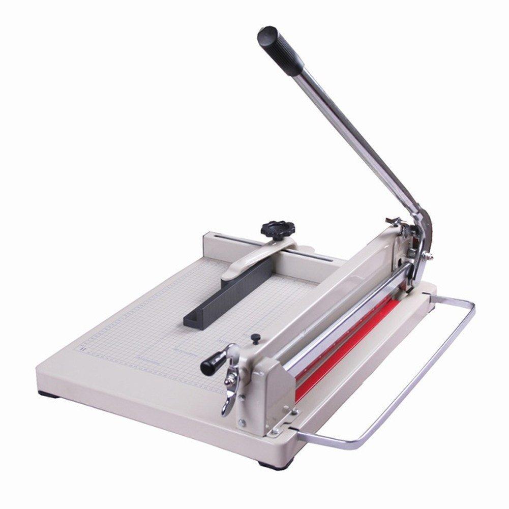 17 Desktop Industrial Heavy Duty Stack Paper Cutter Easy Buy 858A3