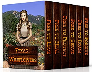 book cover of Texas Wildflowers Collection