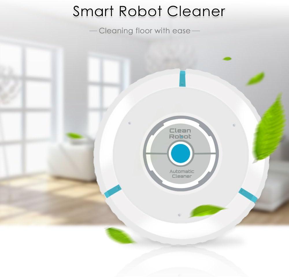 OWSOO Robot Aspirapolvere scansione Intelligente di Pulizia