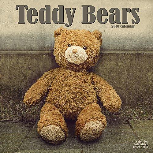 (Teddy Bears - 2019 Wall Calendar - 12x12)