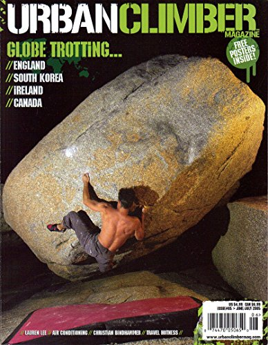 Urban Climber Magazine, Issue No. 5 (June July, 2005)