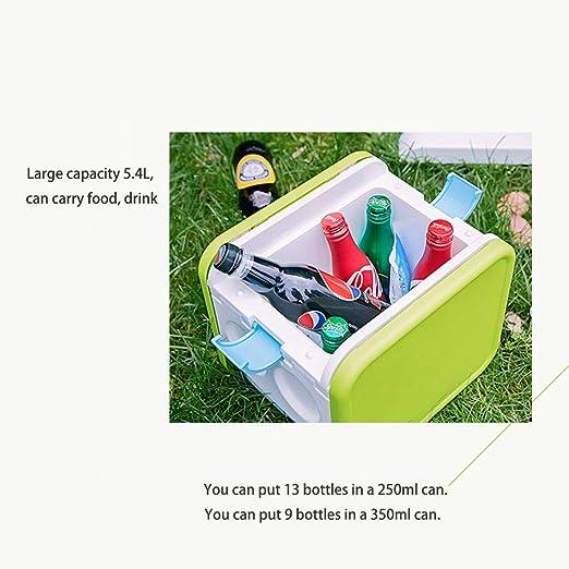 CX Best Mini Nevera Aislante multifunción frío refrigerador al ...