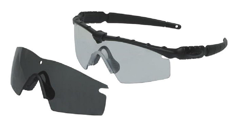 Amazon.com: Oakley - M Frame - Standard Issue Ballistic Black Frame ...
