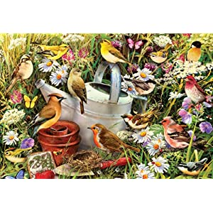 Gibsons Hidden Hideaway Jigsaw Puzzle 500 Pieces