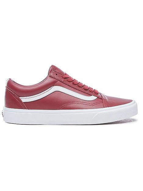 scarpe vans bordeaux uomo