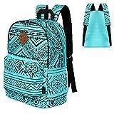 Advocator Kids Backpack Stripe School Bag Vintage Bookbag Cute Shoulders Bags for Boys and Girls