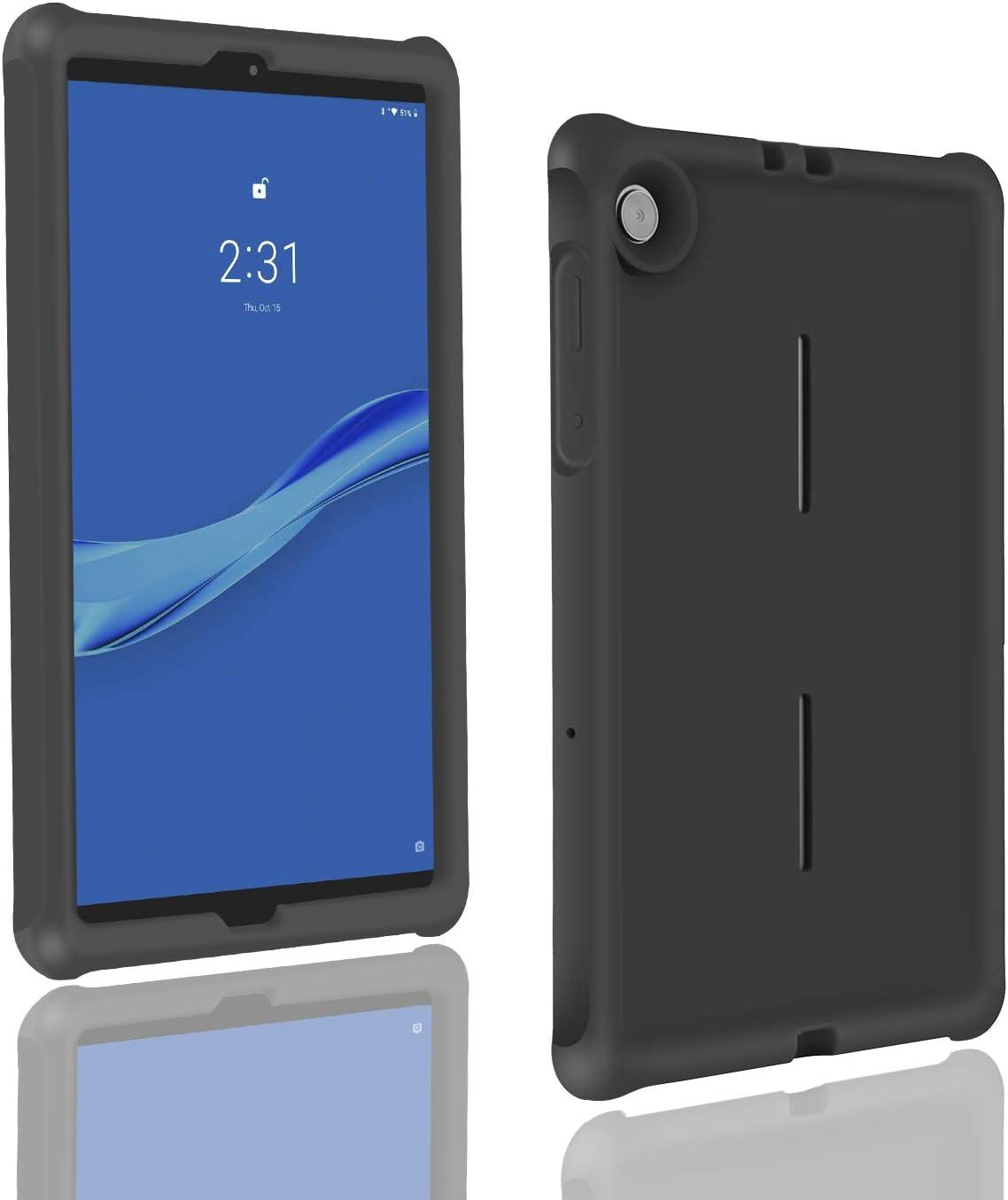 MingShore Rugged Case for Lenovo Tab M10 Plus FHD TB-X606F TB-X606X and Smart Tab M10 Plus 10.3