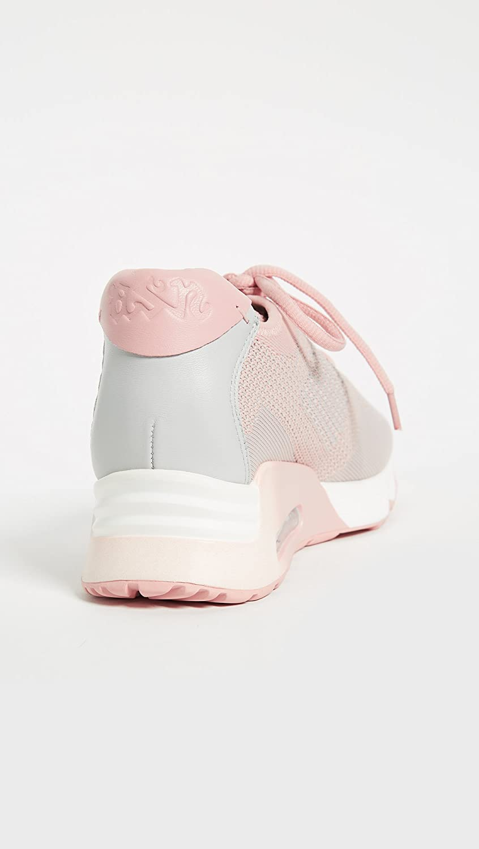 Ash Women's AS-Lucky Sneaker B073JZP563 35 M EU (5 US)|Nude/Pearl