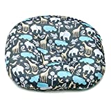 Removable Cover for Newborn Lounger. 100 Percent
