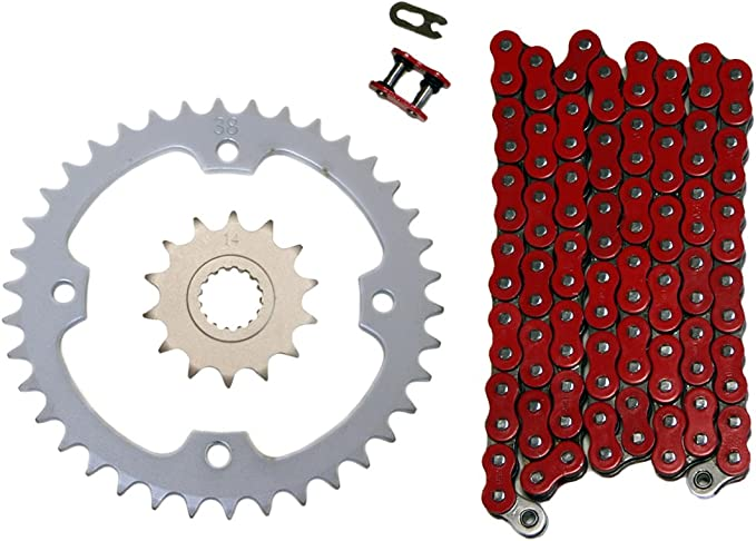 Primary Drive Steel Sprocket Kit /& X-Ring Chain YAMAHA Raptor 700 700R 2006-2017