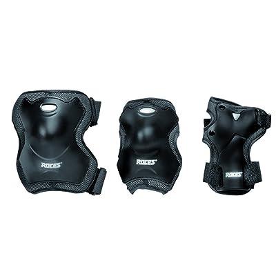 Roces Tri Pack Super Basic Protection Poignets/Coudes/Genoux mixte adulte
