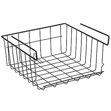 Johlycao Utility Storage Bin, Heavy Duty Küche Basket Organizer ...