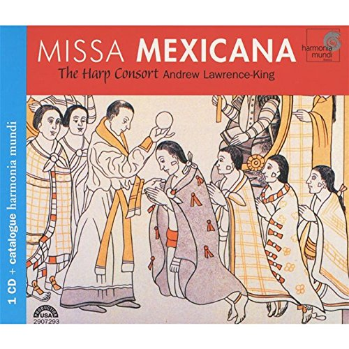 Cover of Missa Mexicana
