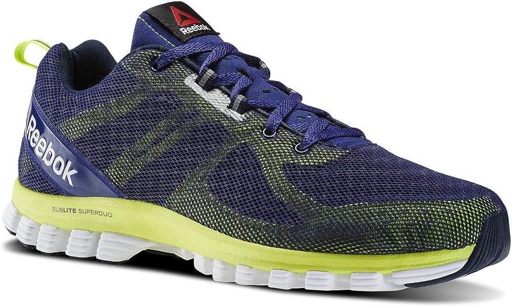 Reebok Sublite Super Duo 2.0 Zapatillas de Running, Hombre: Amazon.es: Deportes y aire libre