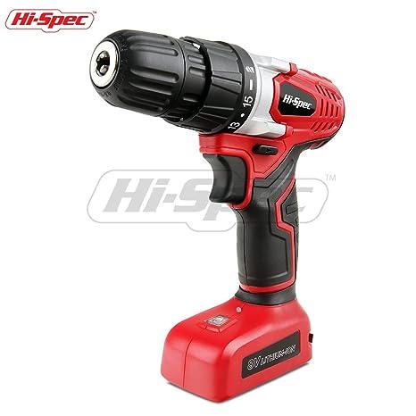 Review Hi-Spec 8V 1300mAh Li-ion