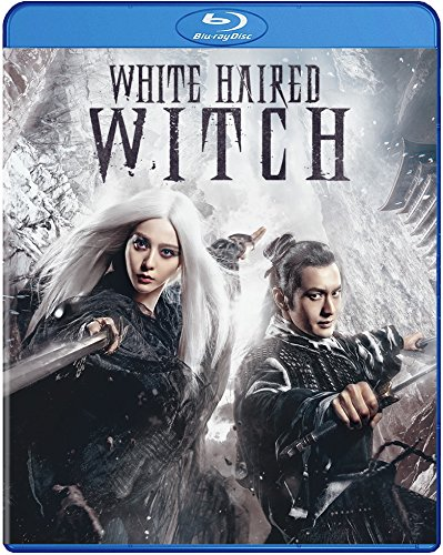 Blu-ray : White Haired Witch
