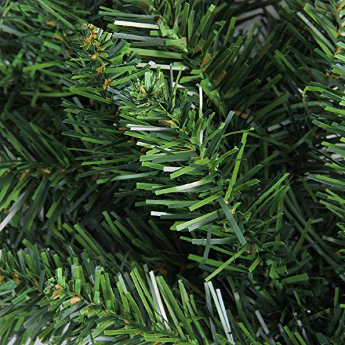 Northlight 50' x 12'' Buffalo Fir Commercial Length Artificial Christmas Garland-Unlit, Green by Northlight (Image #2)