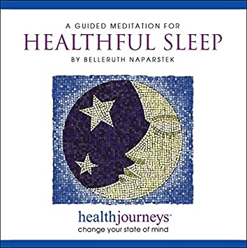 92dd5c6f7f2 Belleruth Naparstek - A Meditation for Healthful Sleep - Guided Imagery to  Reduce Insomnia and Improve Quality and Quantity of Restful Sleep -  Amazon.com ...