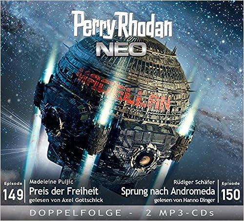 Perry Rhodan NEO -  Preis der Freiheit / Sprung nach Andromeda (Folgen 149+150)