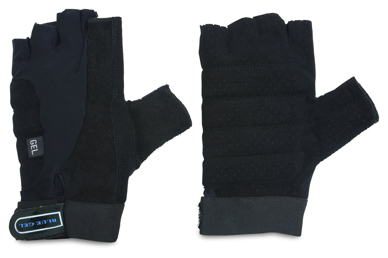 Blue Gel BUMP Hand Protection Anti-Vibration Gloves, X-Large