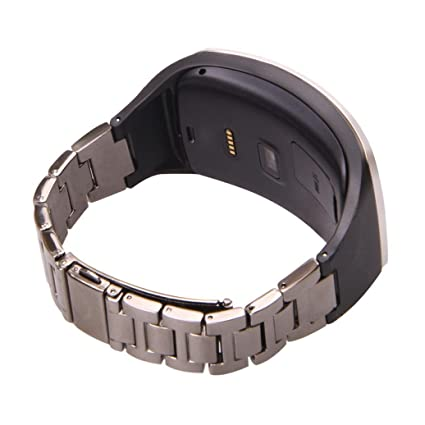 Amazon.com : [ Stainless Steel Watch Band ] Replacement ...