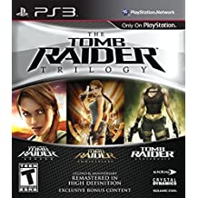 Tomb Raider Trilogy - PlayStation 3 Standard Edition