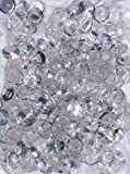 480+ Pieces 20mm Crystal Clear