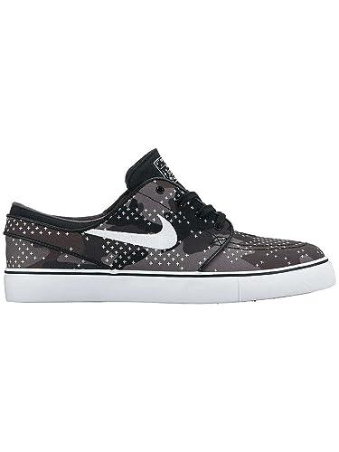 02bca43aeaebe NIKE SB Men Sneakers Zoom Stefan Janoski Cnvs PRM Grey-Black-White  705190-010, Size Herren Schuhe:40
