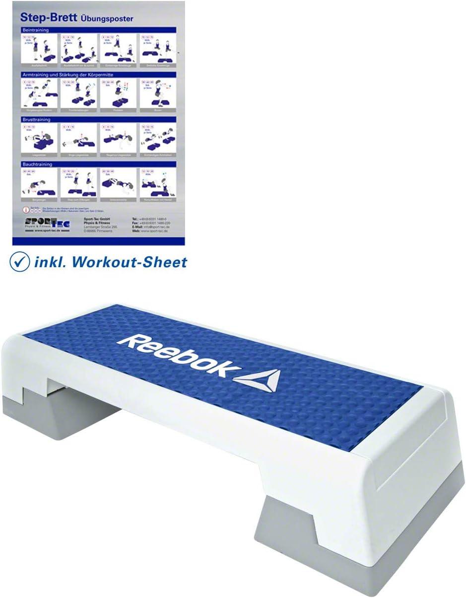 Semi-professionell Blau Reebok Step