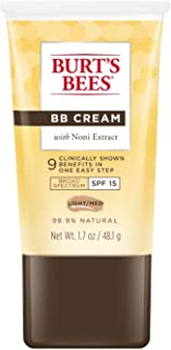 product image for Burt's Bees BB Cream with SPF 15, Light / Medium, 1.7 Oz (Package May Vary)